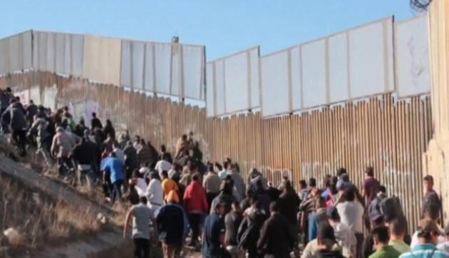 border surge