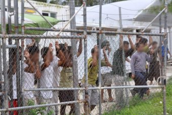 Manus Nauru detention centers