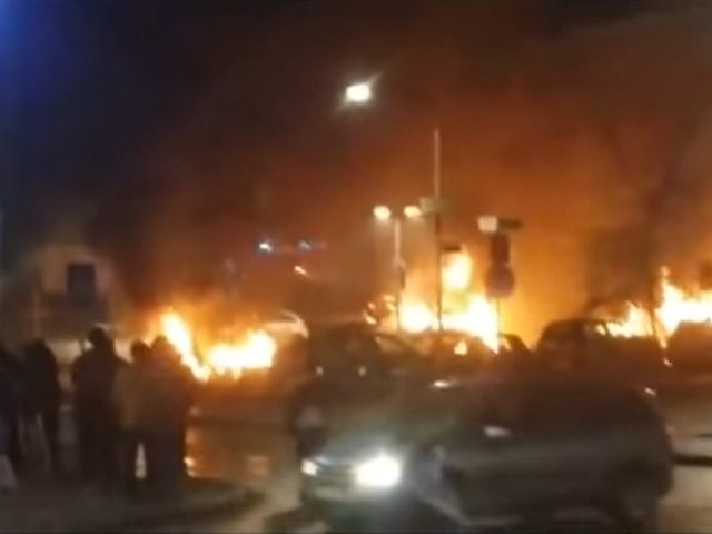 SWEDEN-RINKEBY-RIOTS-FEB-2017