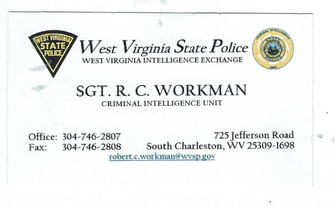 RC Workman card
