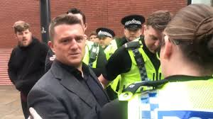 tommy robinson screenshot