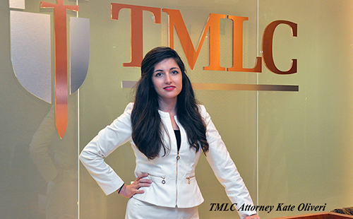 Kate Oliveri TMLC
