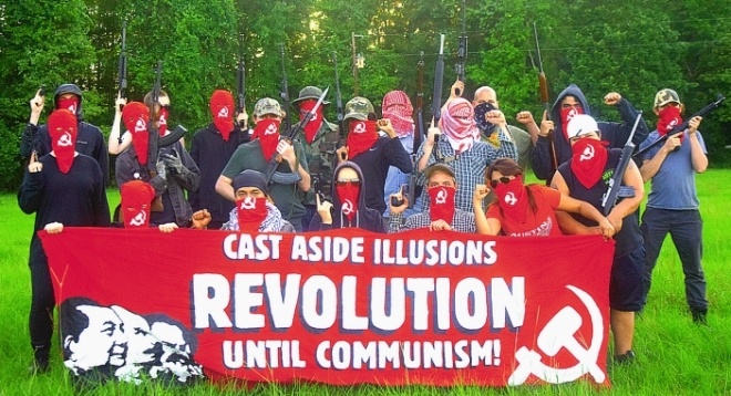 austin red guard antifa