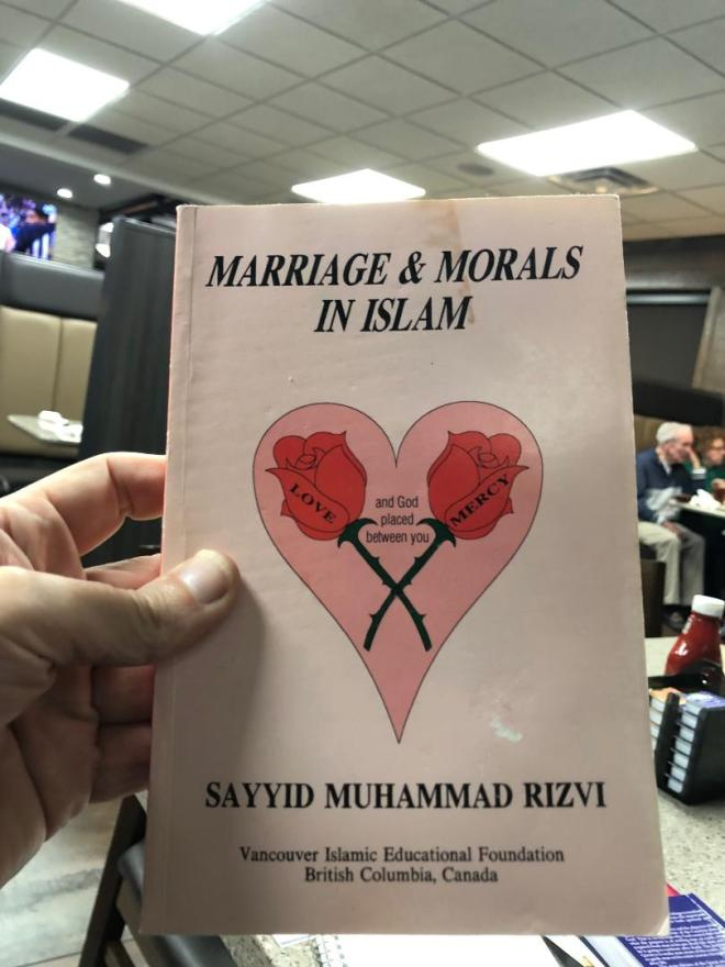 sharia marriages book