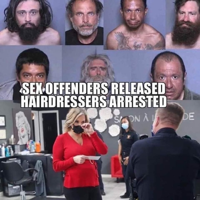 rapists released