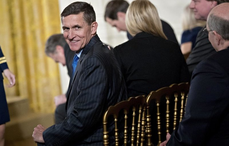 Gen. Flynn's warning to America: 'If we don't get this right, our country is done. It's over'