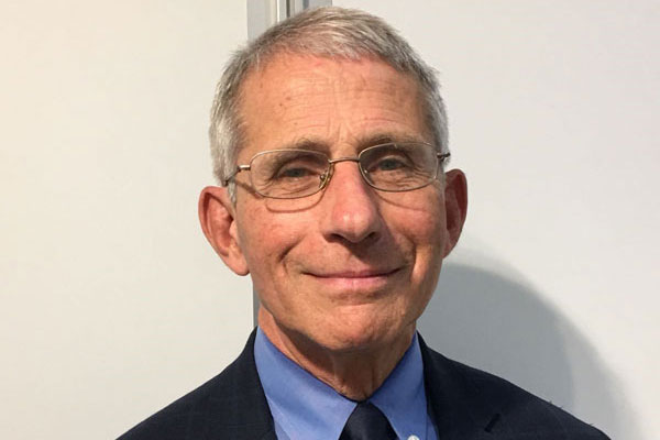 Dr. Fauci actually gets asked real questions from a real journalist, and his answers may surprise you