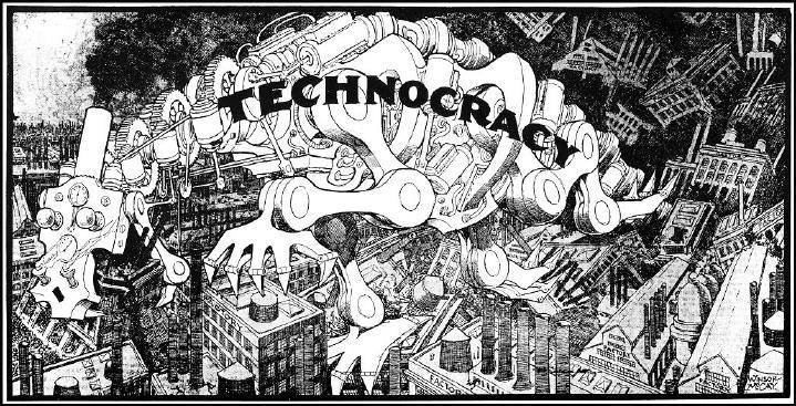 What happens when the technocrats hold all thecards?