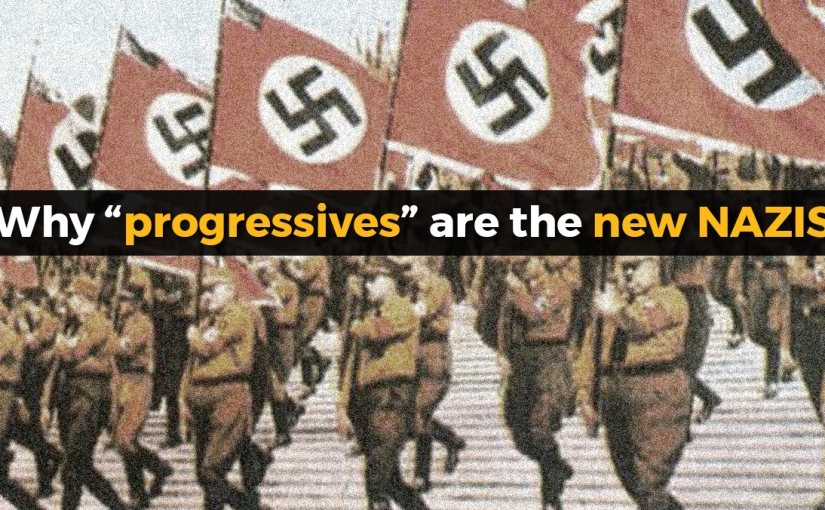Will America go full Nazi? Next line to be crossed will be to deny medical treatment to theunvaxxed