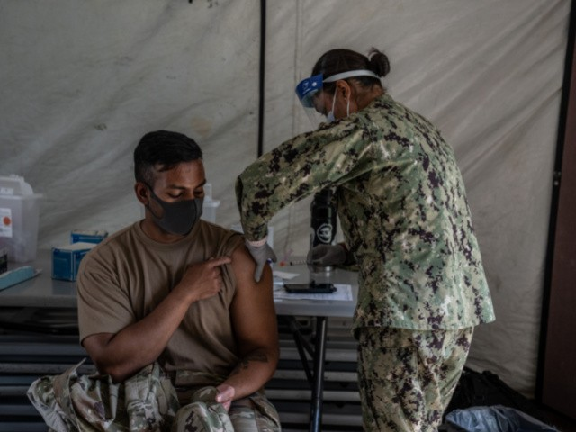 The Great Collapse is underway: Navy ready to boot sailors who refuse jab; federal workers, soldiers file class-action suit against Biden admin, supply lines teetering on thebrink